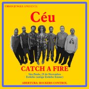 "Céu interpreta ""Catch a Fire"" (Bob Marley & The Wailers), 29-11 (SP)"