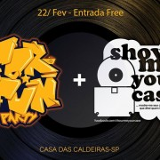 For Fun Party + Show Me Your Case, 22-02 (SP)